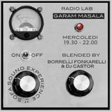 Kikko Solaris @ Garam Masala Radio Show 11-Mar-2015 (in streaming on Radio Lab + FM 101 CT Sicily)
