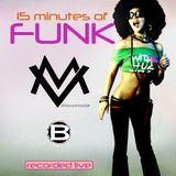 15 Minutes of Funk - DJ Max Vader