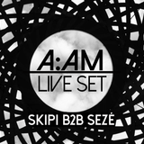 02.SKiPi b2b SEZÉ AAM-BunnyMoving-Live Set @Plza CamachoPart02