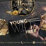 DJ Ganx #StepITUp Morado Premium Club