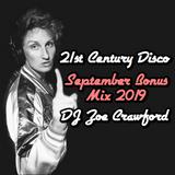 21st Century Disco - September 2019 Bonus Mix