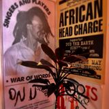 Roots Agenda W/ African Head Charge: May '18