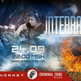Molotov Cocktail #003 - Interra [RUS] guest mix (24.09.2015 Criminal Tribe Radio)