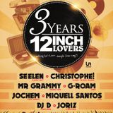 dj Seelen @ Universal - 3 Years 12 Inch Lovers 02-05-2015