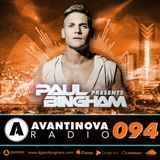 094 PAUL BINGHAM - AVANTINOVA RADIO