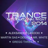 Deeno - Live @ Trance International Night 2014 (28-02-2014 Szczecin, Poland)