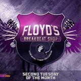 Floyd the Barber - Breakbeat Shop #012 [09.08.16] (mix no voice)