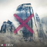 Best of 2015 Club Yearmix [Explicit]