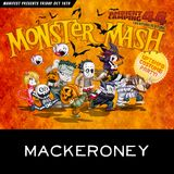 Mackeroney - AC44 : Monster Mash Uptempo Costume Pre-Party
