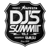 DJ's SUMMIT 2014 Mixed By DJ THOMAS
