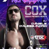 COX MILANO NOVEMBER 2015 - Mixed By Daniele D'Alessandro