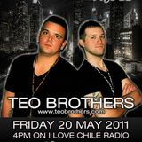Urban Citizen Tour presents Teo Brothers