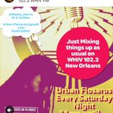 Urban Flosarus - A Homecoming of Sorts - WHIV 102.3 New Orleans