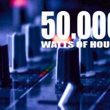 DJ Gen Vikat - 50.000 Watts of House - Volume 1