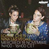 Louise Chen invite Nina Las Vegas - 18 Novembre 2015