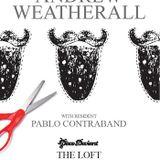Pablo Contraband & Andrew Weatherall - Live @ The Loft, Brighton, UK (02-11-2012)
