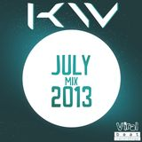July Mix 2013