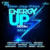 Dee-Jay-Flex Energy Up Riddim Up Mix