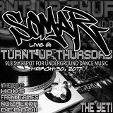 Dj somaR - Live @ Turnt Up Thursday (20170330)