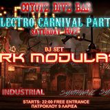 Electro Carnival Party part 1 @Coyote Live Set from DJ DARK MODULATOR