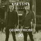 XPRSSNS PODCASTS GEOMETRIC89