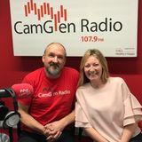 Derek McCutcheon interviews Michelle from Cambuslang Community Council