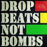 Logo - The Reggae DNB Sessions - live on DB9RADiO - 13-03-2018