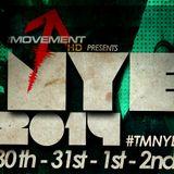The Movement - NYE 2014 - iClown on MOVEMENT RADIO india