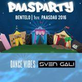 Sven Gali Paasparty Bentelo DJ Contest Housemix