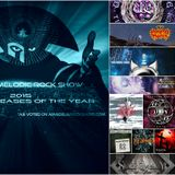 AmadeuS Melodic Rock Show #39 - Dec. 26th - Feat. 2015 - Most voted releases!