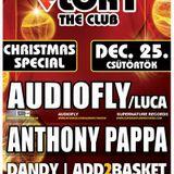 Audiofly, Anthony Pappa, Add2Basket, Dandy - Live @ Flört Club,Siófok Christmas Special (2008.12.25)