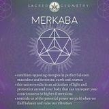MERKABA - K.A.R.M.A - Tony Jimenez ::: Sacred Geometry Vol. 13