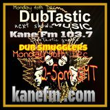 Nicole Finnerty presents DubTastic Music Kane FM Podcast No.2 10th December 2012