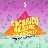 Ilario Alicante - Live @ Cocorico (Riccione, IT) - 15.07.2017