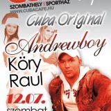 Köry b2b Raul After @ Cuba Cafe - Cuba Original 2013-12-07 | part 1