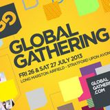 Flash Fm - Mastermix by Freddy Almonacid  In Live From Global Gathering Broadcast Party