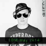 DJ FEXX - EDM May 2k14 (Promo - Mix)