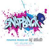 Snapback Minimix - Mixed by DJ SLICK