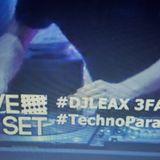 LEAX 3FAZé DJ LIVE SET @ Clubbing TV