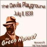 The Green Hornet - The Devil's Playground (12-06-50)