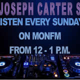 The Joseph Carter Show (Halloween Special!) - 28.10.12 - 12pm - 1pm