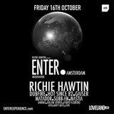 Richie Hawtin live @ ENTER, Loveland (ADE 2015) – 16.10.2015