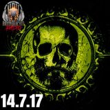 Hard Rock Hell Radio - Atom Heart Mutha - 14th July 2017