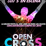 Previa Open Cross Mx Copa Aniversario Curepto 2014