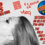 DJ Vteq - The Wild Ones on FM Mixshow - 96.9 KISS FM Amarillo- Valentines Day Mix #2