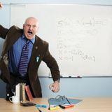 Mr. Teacher - 1st. lesson