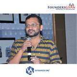 Outsourcing non core functions in startups with Vineet Arya