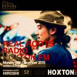 Real Roots Radio with Sattamann & guest Hiroshi - 3rd Ball