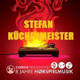 Stefan Küchenmeister @ 8 Jahre Hörspielmusik - Zentralmensa Kassel - 25.09.2004