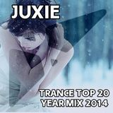 Best Of Vocal / Uplifting / Progressive Trance Top 20 - JUXIE Year Mix 2014